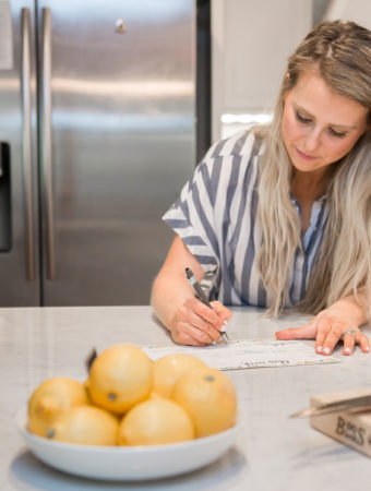10 Tips for Making a Healthy & Easy Meal Plan