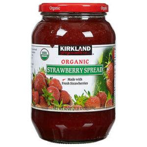 Kirkland strawberry spread