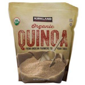 Kirkland quinoa