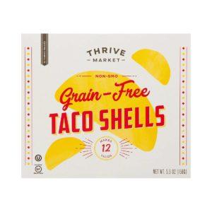 Thrive grain-free taco shells