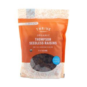 Thrive raisins