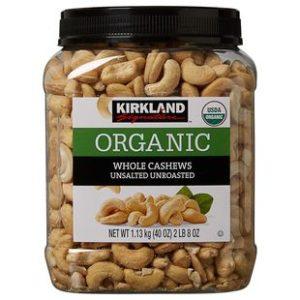 Kirkland Cashews